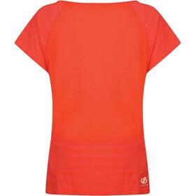 Dare 2b Efficiency T-shirt Femme, fiery coral